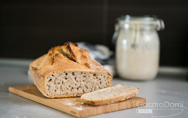 A legolcsóbb kenyér – Vadkovászos kenyér