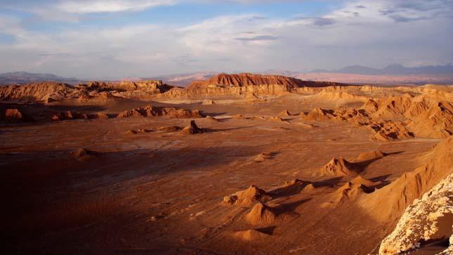 Felderítették az Atacama-sivatag ködének 3500 éves történetét