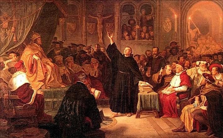 Reformáció – történelem érettségi felkészítő videó
