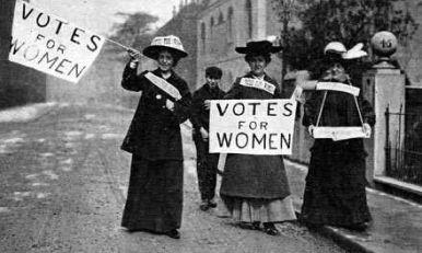 A Nőnap eredete, Nemzetközi nőnap