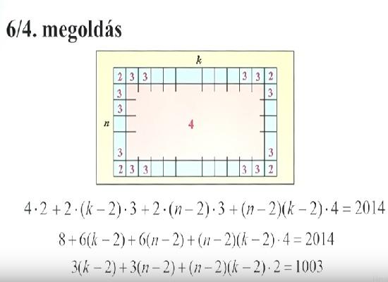 6. feladatsor – Emelt szintű matematika érettségi felkészítő videó