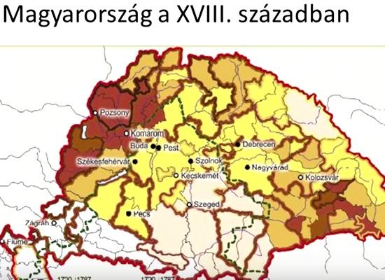 Demográfiai változások a XVIII. századi Magyarországon – Történelem érettségi felkészítő