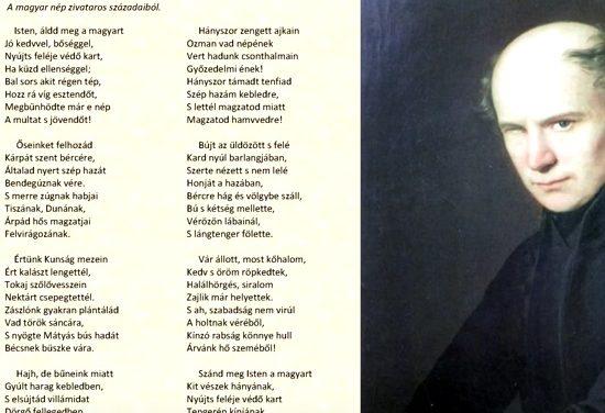 Kölcsey Ferenc: Himnusz – verselemzés irodalom érettségi felkészítő videó