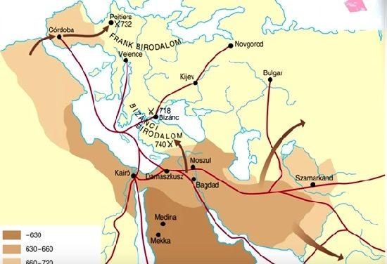 Az iszlám vallás kialakulása és főbb tanításai – Történelem érettségi felkészítő videó