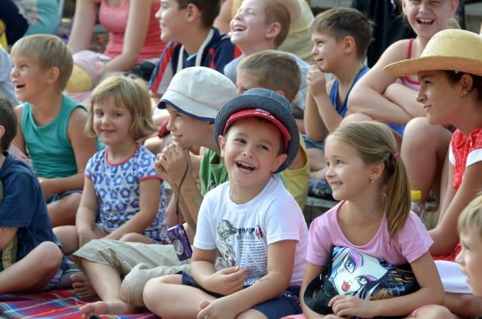 Színvonalas kulturális programok gyereknapra