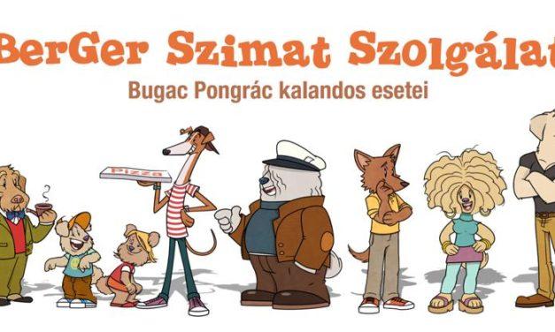 Detektívkönyv-sorozat a 6–10 éves korosztálynak