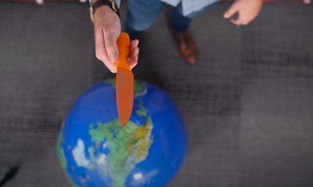 Miért rossz az összes világtérkép? (VIDEÓ)