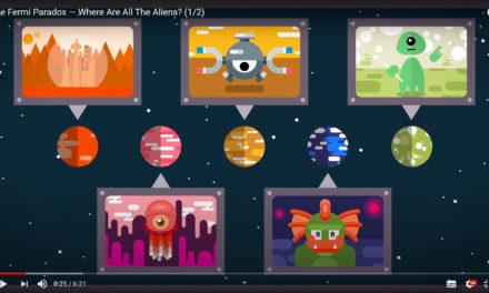 Hol vannak az űrlények? (VIDEÓ) 1/2 – A Fermi paradoxon