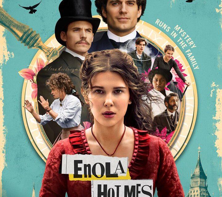 Van-e menőbb angol nyomozó Sherlock Holmesnál? Van: a húga, Enola Holmes!