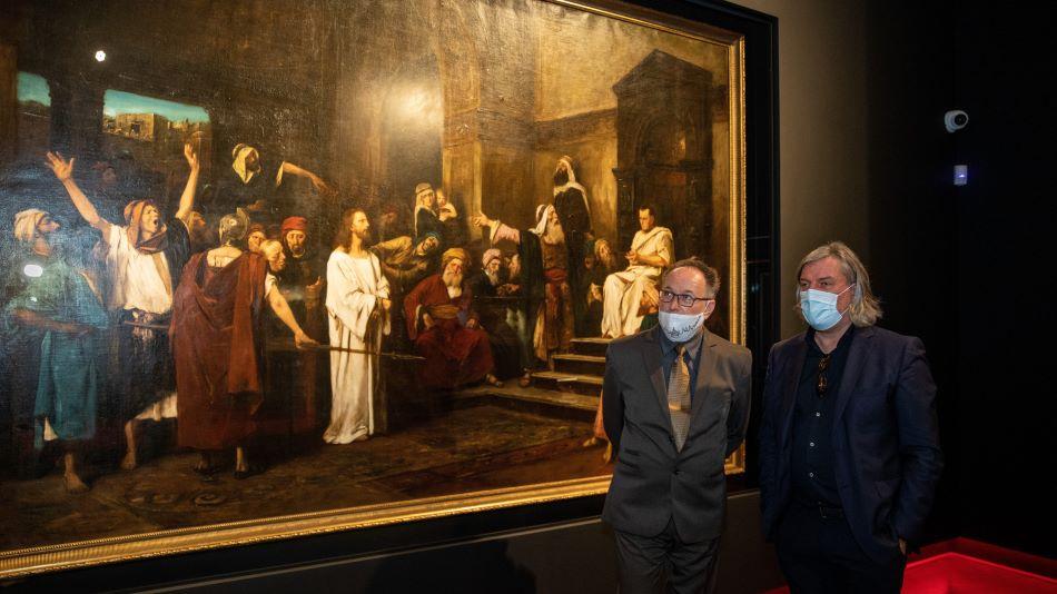 Megnyílt a békéscsabai Munkácsy Múzeum új állandó tárlata