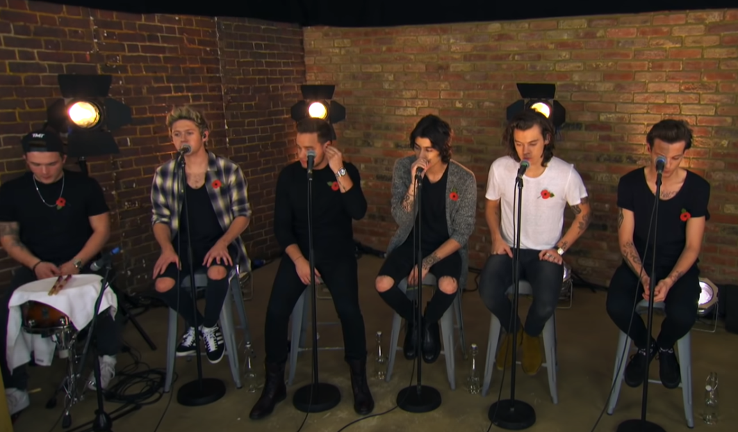 One Direction – Night Changes (Acoustic)