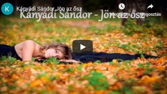 Kányádi Sándor Jön az ősz