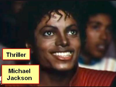 Minden idők leghíresebb dala-Thriller – Michael Jackson