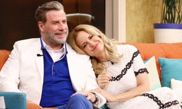 John Travolta megható posztban üzent elhunyt feleségének