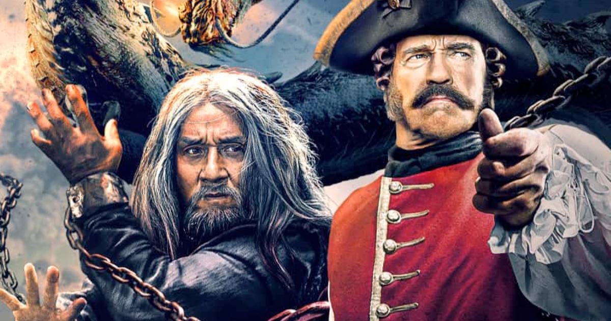 Arnold Schwarzenegger és Jackie Chan egymásnak feszül az Iron Mask új előzetesében