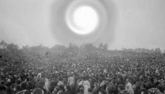 1917-ben ezen a napon volt a hatodik fatimai jelenés, vagyis a napcsoda