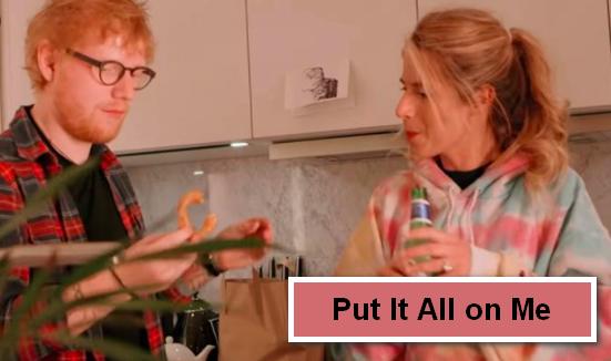 Ed Sheeran új videoklipjében árulta el, hogyan ismerkedett meg a feleségével (videó)
