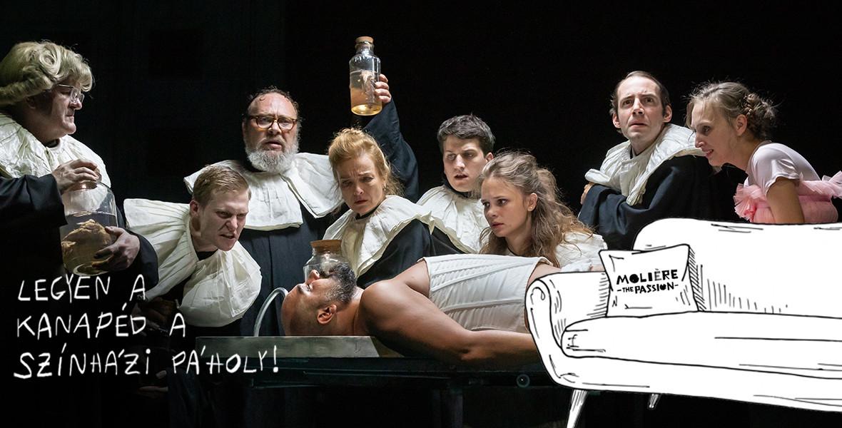 Újra streamel a Radnóti Színház!