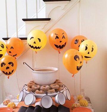 Hogyan készítsünk Halloween díszítést, ha kevés az időnk, de szeretnénk egyedi dekorációt?