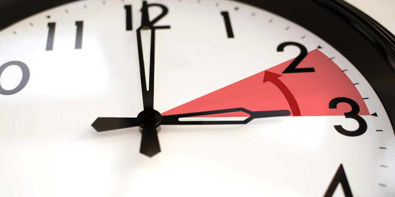 Vasárnap átállítjuk az órákat, és úgy is maradunk?