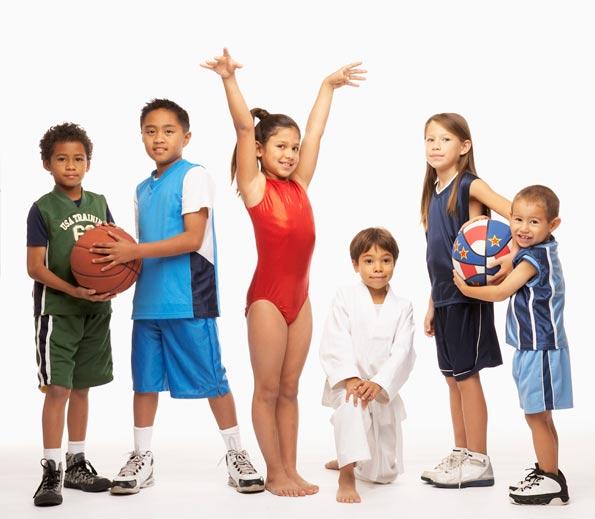 Sportágválasztás szülői segítséggel