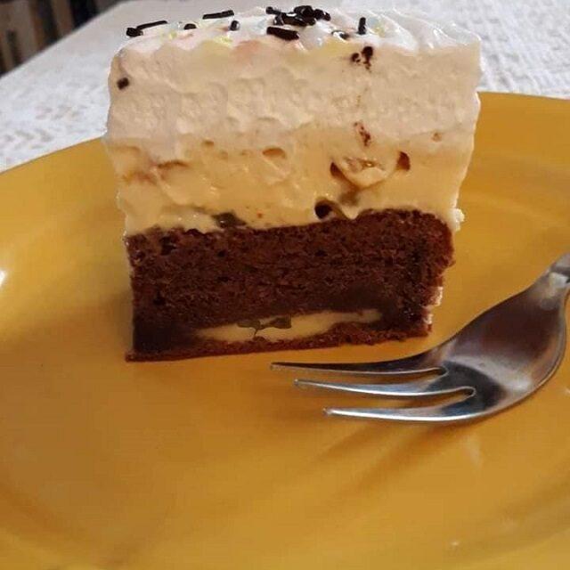 Bámulatos, mégis egyszerű sütemény szombat délutánra!