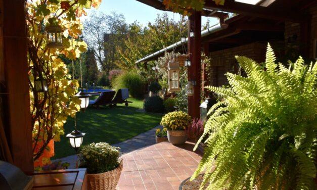 Ebben a kisvárdai kertben csodás az évszakok körforgása