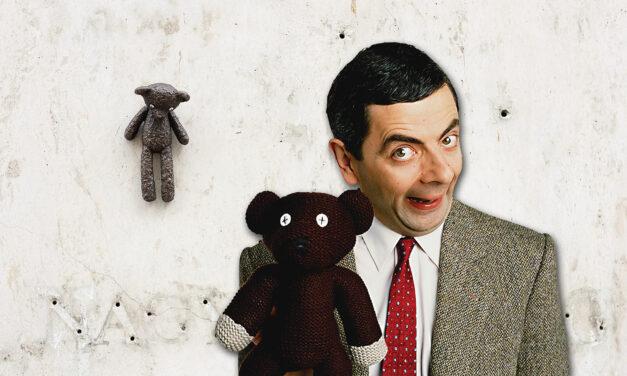 Mr. Bean macija került a brit nagykövetség egykori épületére