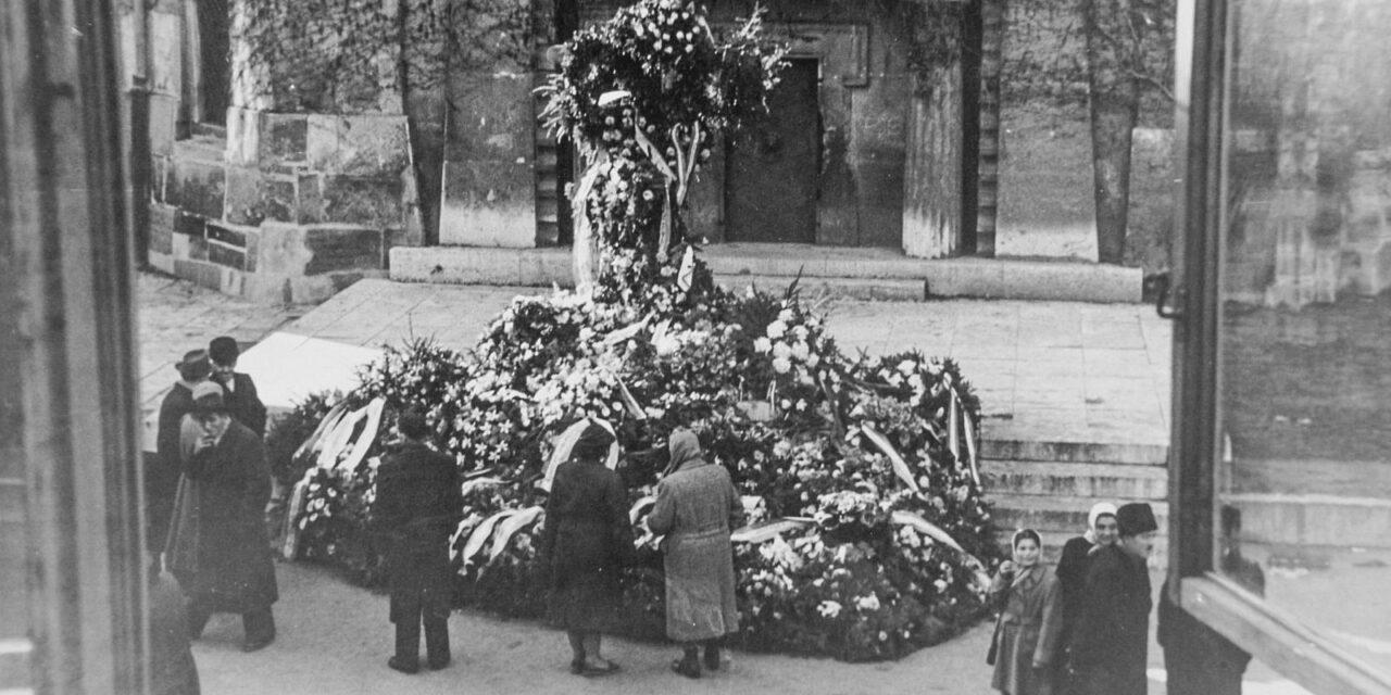 A Forradalom eltiprására emlékezünk november 4-én, a nemzeti gyásznapon