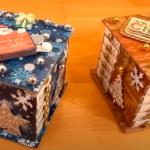 Adventi kalendárium gyufásdobozból   Karácsonyi ötletek   Manó kuckó