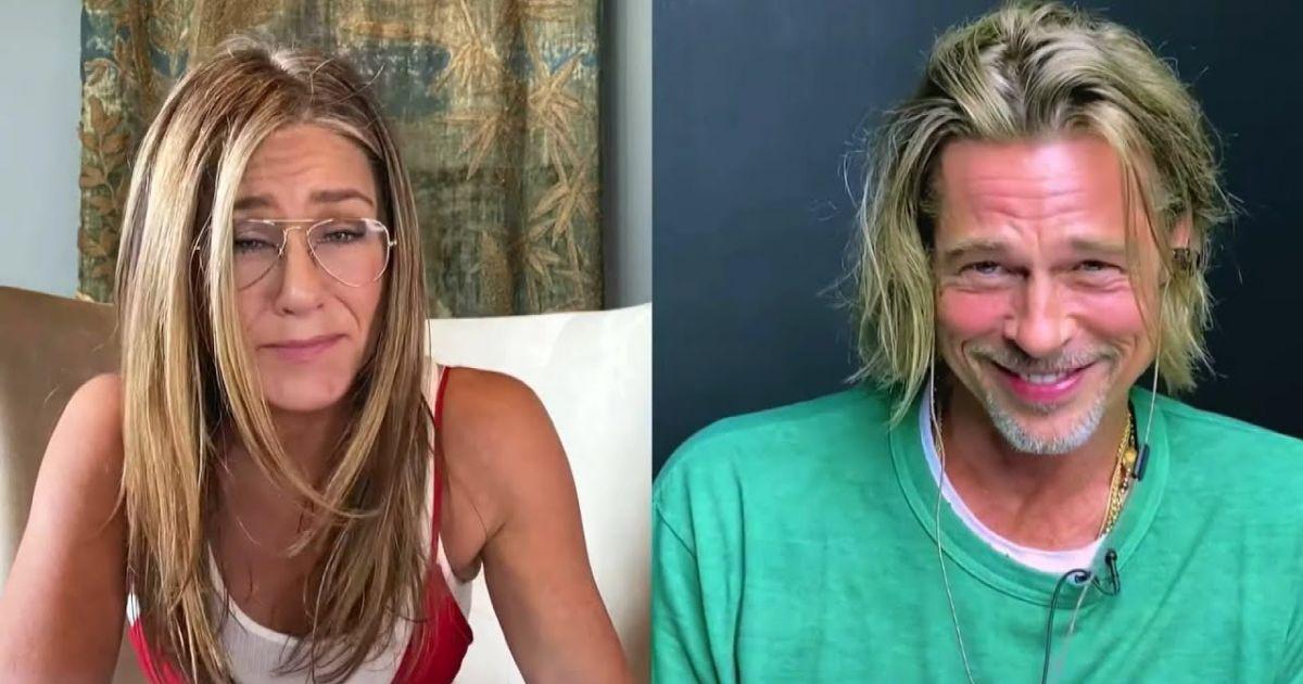 Tud valamit? Brad Pitt és Jennifer Aniston kapcsolatáról kotyogott Matthew McConaughey