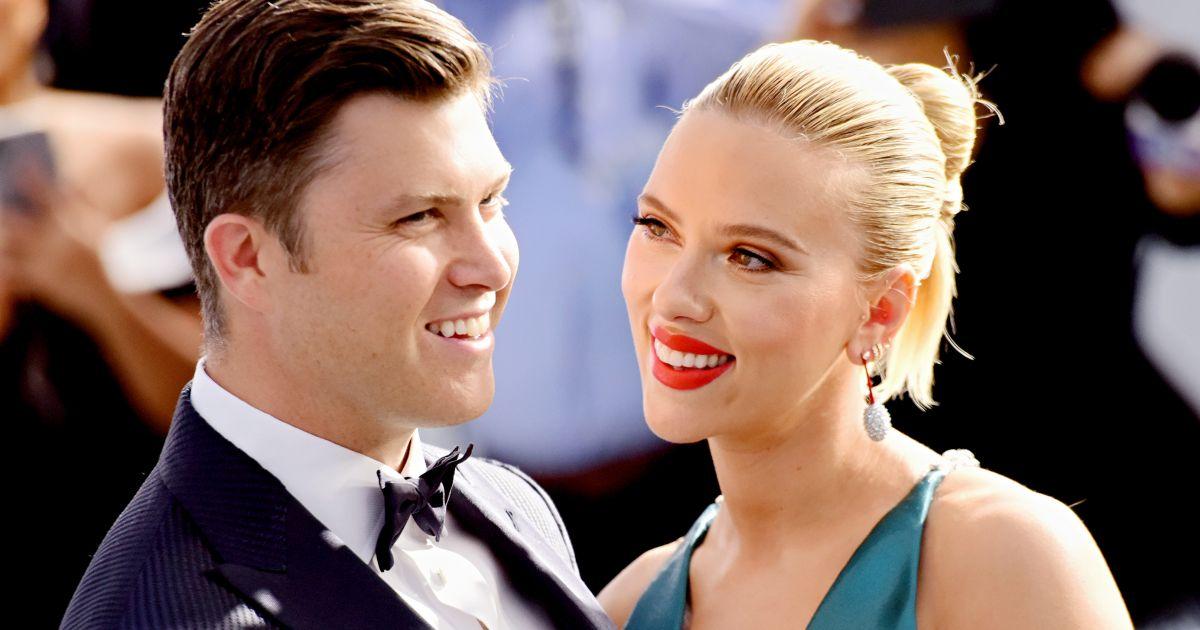 A bizonyíték, hogy Scarlett Johansson tényleg férjhez ment