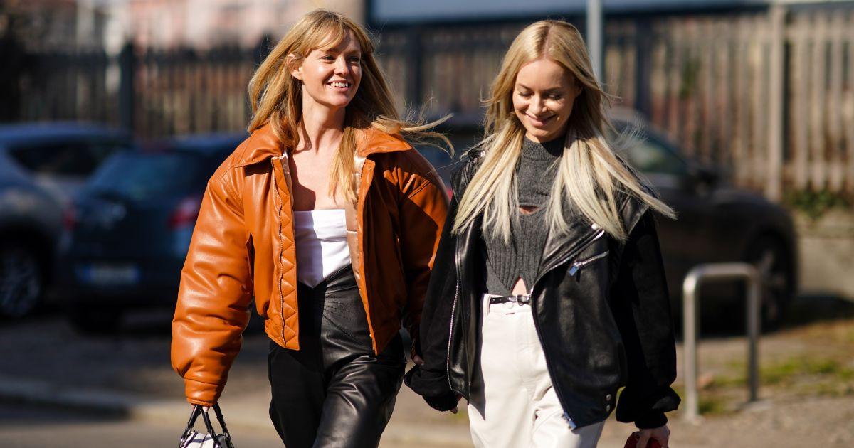 6 stílustrükk, amivel igazán trendin viselheted a bőrdzsekid