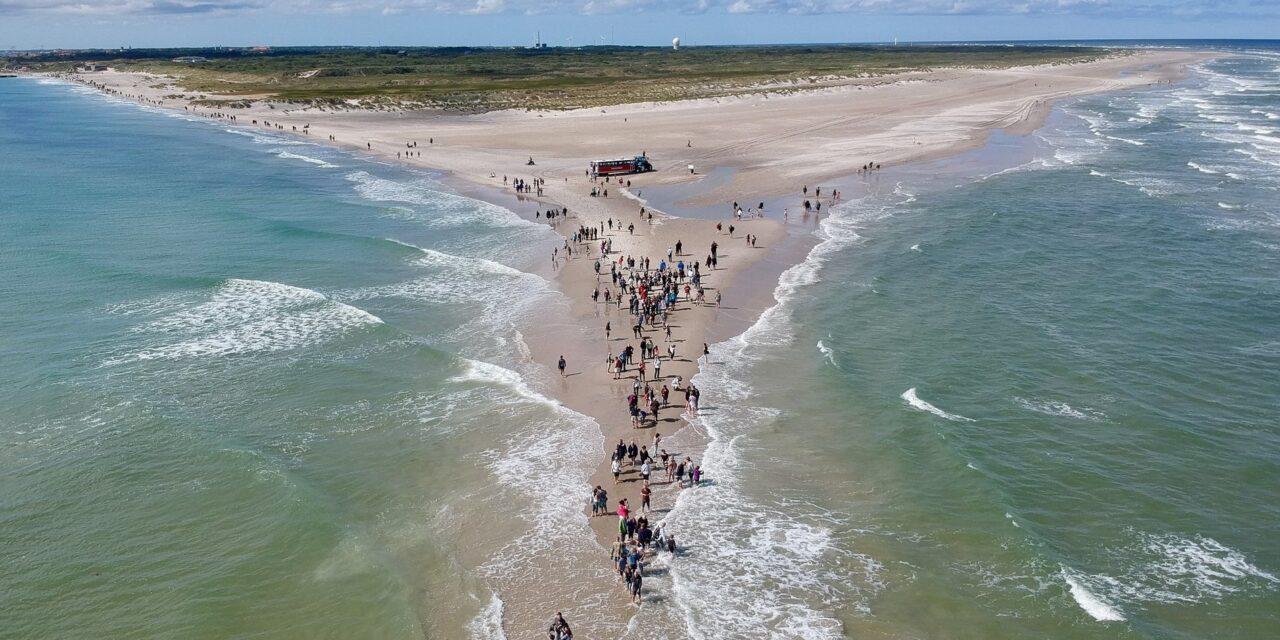 Dániában van egy hely, ahol két tenger találkozása közt sétálhatunk