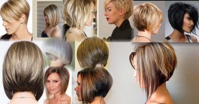 A legdivatosabb rövid frizurák, 30 és 40 feletti hölgyeknek!