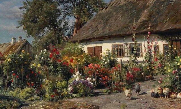 Emlékszel, hogy milyen virágok nyíltak nagymamáink kertjében?