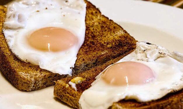 A tojás 6 jótékony hatása az egészségedre