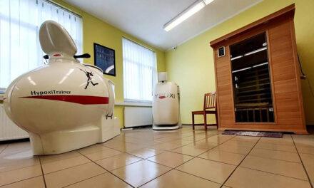 Hypoxi trainer automatic a szép bőrért