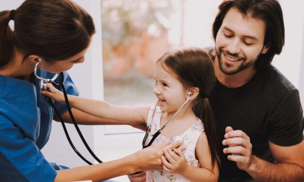 Magánorvosi ellátás gyerekeknek